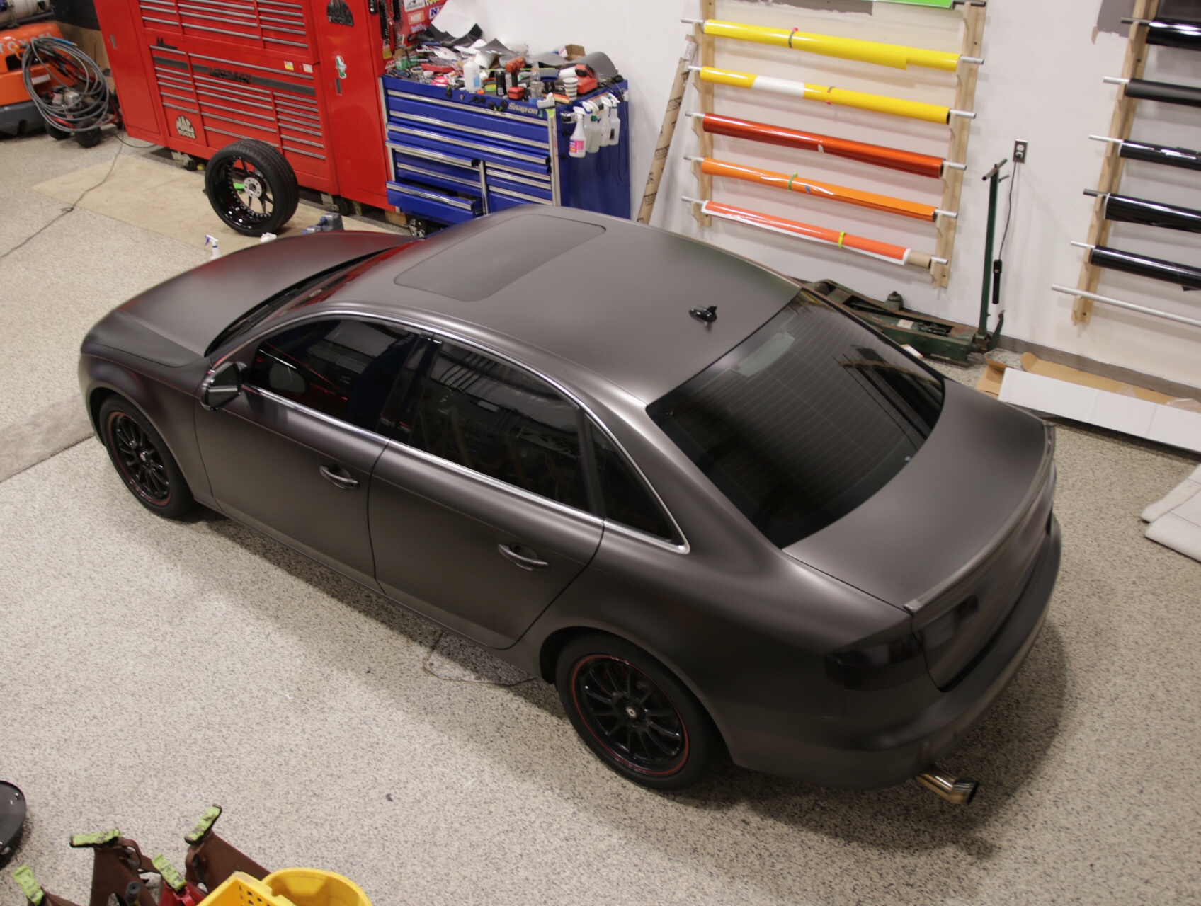 VRD Customs | North East Wrap Specialist
