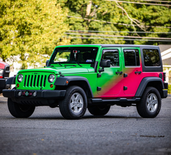 """Watermelon Fade"" 